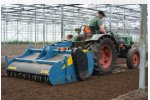 Sandy Loam - Model 27SX Series - Spading Machines