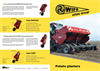 Sirius - Model MF & TH - Potato Planting System Brochure