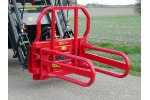 Model BKP-UF - Bale Clamp for Rectangular Bales