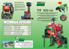 Model VP Series - 2-row Subsoilers Brochure