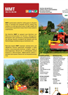 Model MMT - Flail Mowers Brochure