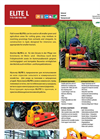 ELITE - Model L - Flail Mowers Brochure