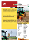 Model UNI - Flail Mowers Brochure