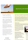 Agronomy and Seed Recruiting Brochure