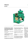 Westrup - Model GS-600 - Fine Cleaners Brochure