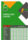 Spring Load Coulter Brochure