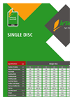 Single Disc Universal Seed Drill Brochure