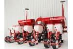 Telescopic Pneumatic Precision Planter
