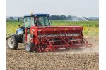 Single Disc Universal Seed Drill