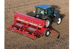 Double Disc Universal Seed Drill