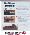 Tillage Master - Multi-Function Tillage Implement Machine Brochure