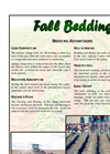 Fall Bedding System Brochure