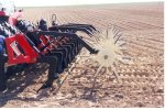 Dammer Diker - Implanted Reservoir Tillage System