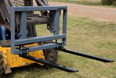 Ag-Krane - All Purpose Skid Steer Attachment Frame
