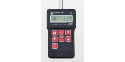 FORTESTER  - Model 200  - Moisture and Temperature Meter