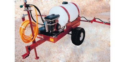 Ag-Meier - Model TC60-AT - Town and Country Trailer Sprayer