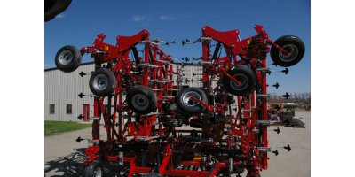 Wil Rich - Model 80-foot QX2 - Field Cultivators