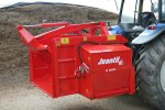 Model D 1650 to D 2400 - Tractor Mounted Silage Feeders