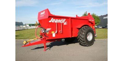 Model EVR 10-6 to 15-12 - Manure Spreaders