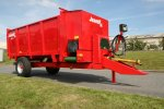 Model DM 12L, DM 16 and DM 18 - Distribution Trailers