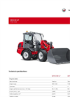 Weidemann - Model 2070 CX LP - Wheel Loaders - Brochure