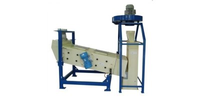 Model PVT Series - Vibration Grader and Cleaner