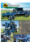 AgSynergy - Model TR430 Lit. - Toolbar Row Units Brochure