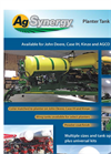 AgSynergy - Planter Tank Frame Kits Brochure