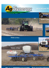 AgSynergy - Model TR30A - Toolbars Brochure