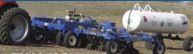AgSynergy - Model TR30A - Toolbars