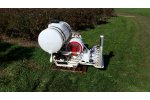 AgTech - Model 3004 - Combo With Orchard Head and Rotating Crop Head