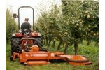 Perfect - Model RF Series - Rotary Mowers with Swinging Arm