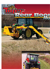Rear Boom Flail with Offset - Brochure