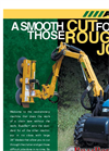 BuzzBar - Cutting Heads Boom Mowers Brochure