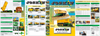 Model TRANS-EX - Multi-Purpose Single-Axle Tipping Trailer Brochure