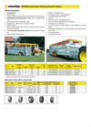 Lowered Single or Double Axle Livestock Trailer Brochure