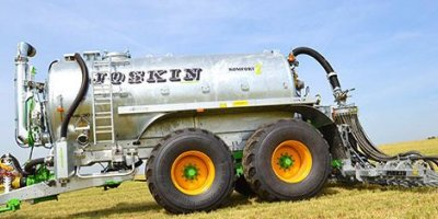 KOMFORT - Model 2 - Slurry Spreader