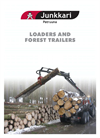 Model P 7 - Forestry Trailers Brochure
