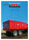 Junkkari - Model J 10 - Roomiest Trailers Brochure