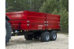Junkkari - Model J-10 - Roomiest Trailers
