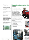 SeedPro - Precision Planter Brochure