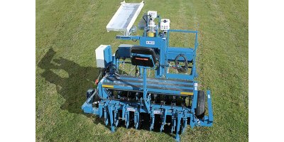 Almaco - Model LDGD - Light Duty Grain Drill