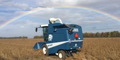 Model R1  - Rotary Combine