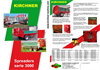 Spreaders Products Catalog Brochure