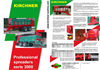 Professional Spreaders Products Catalog Brochure