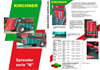 Spreaders serie M Products Catalog Brochure