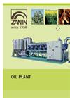 EVO 10 OIL PLANT