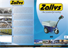 Zallys - Model M5 - Tow Capacity Pedestrian Controlled Tug - 6.900 kg - Brochure