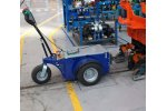 Zallys - Model M5 - Tow Capacity Pedestrian Controlled Tug - 6.900 kg