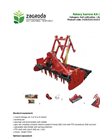 Rotary Harrow KA- Brochure